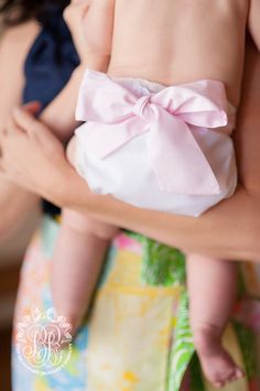 Baby Bow Bottom Bloomer (more colors) | The Beaufort Bonnet Company