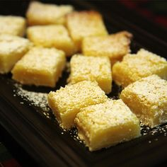 Perfectly Sweet Lemon Bars - myrecipemagic.us