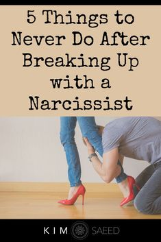 Breaking up with a narcissist is never easy, whether you agreed to the breakup or were heartlessly discarded out of the blue. Here's what NOT to do after letting go of a toxic relationship with a narcissist. Relationship With A Narcissist, Bad Relationship, Toxic Relationships, Healthy Relationships, Narcissist Father, Communication Relationship, Marriage Prayer, Happy Marriage, Marriage Advice