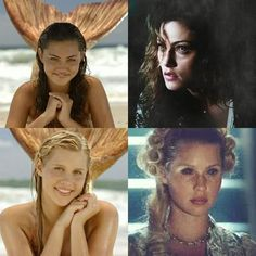 From sweet mermaids to a badass vampire & hybrid