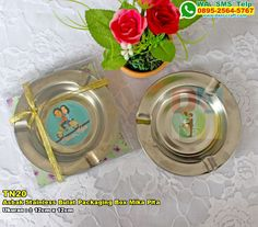 Asbak Stainless Bulat Packaging Box Mika Pita WA/SMS/Telp : 082324687800 Pin BBM : 5D1A4BF2  #AsbakStainless #PabrikStainless #souvenirPernikahan