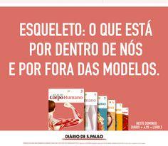 Atlas do Corpo Humano, Diário de S. Paulo, pt. 1.