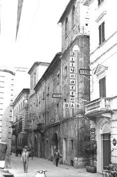 Matelica, Palazzo Croci Razzanti prima della demolizione (1964 - 1965) 1/7