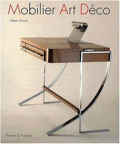 Alastair Duncan - Mobilier art déco