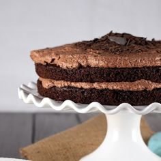 Chocolate cake made with a superfood? Sign me up!