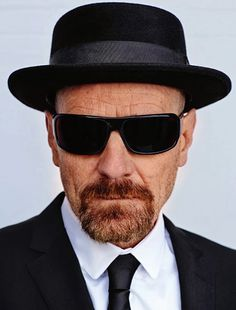 Walter White -  Mr. Heisemberg