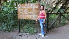 Entrada a la Cueva de Guácharo en Caripe