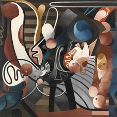 Francis Picabia. Comic Wedlock. c. June-July 1914 MOMA New York