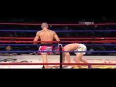 Kevin Ross Muay Thai Highlight  Cancer Fighting through MMA - KHero & Barren Crossing http://khero.org