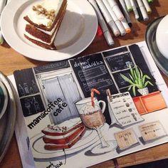 Děkujeme @mama_coffee za příjemné prostředí, vynikající kávu, čerstvý matovy…