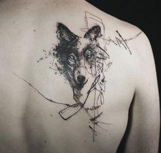Wolf Tattoos, Wolf Tattoo Forearm, Head Tattoos, Body Art Tattoos, Tatoos, Tattoo Sleeve Designs, Sleeve Tattoos, Future Tattoos, Tattoos For Guys