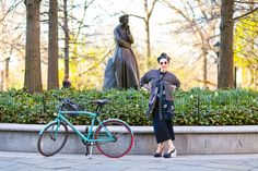 """1 63-Year-Old Lanvin Model, 4 Enviable Outfits #refinery29  http://www.refinery29.com/tziporah-salamon#slide1  In your professional career you've done a bit of everything — styling, consulting, modeling, buying — which has been your favorite? """"Styling and consulting are what I love doing and what I'm best at. I love playing with clothes and making things pretty. I love finding the different components that make a perfect outfit. I love the process of putting everything together so that the…"""