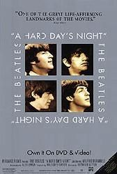 A Hard Day's Night #movie #poster [The #Beatles] video poster Only $14.99