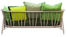 Nest Sofa by Paola Navone for ercol Interiors Inside | Out