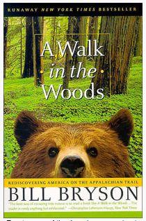 bill bryson a walk in the woods essay