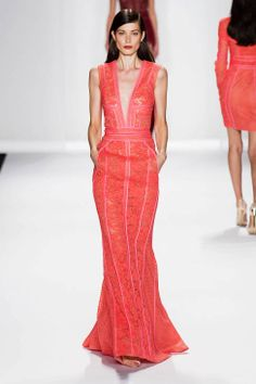 Gorge! J. Mendel Spring 2014 Ready-to-Wear Runway - J. Mendel Ready-to-Wear Collection