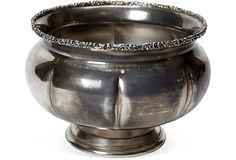 Silverplate Bowl on OneKingsLane.com