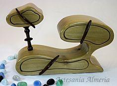 Joyas en madera - Fabrica de muebles macizos a medida en Tenerife