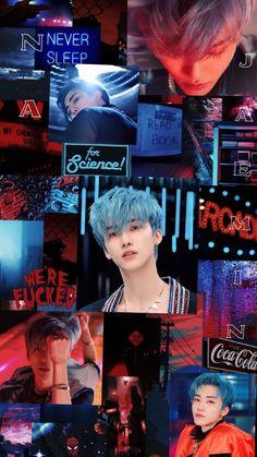 Wallpaper Pc, Galaxy Wallpaper, Lock Screen Wallpaper, Nct Dream Jaemin, Never Sleep, Na Jaemin, Love Blue, I Cant Even, Live Wallpapers