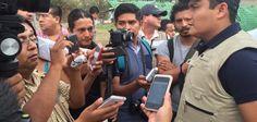 Fiscal acude a dar el pésame a familiares en Chilapa