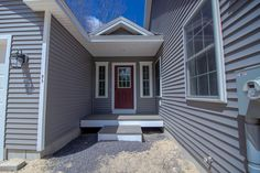 www.CCHFI.com Chase Custom Homes & Finance. Maine New Home Construction. Buxton, ME
