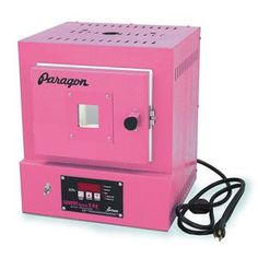 Paragon Pink SC-2 Kiln With Viewing Window - Small Kilns - Paragon Industries