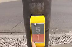 Awesome Traffic Light Game in Germany by Jenni Charsteen