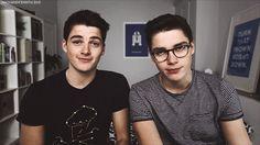 jack and finn harries <3 he is cute