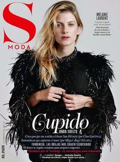Melanie Laurent for S Moda El Pais, February 2014