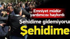 Antalya Emniyet müdür yardımcısı haykırdı: Şehidime gidemiyorum