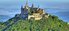 Orte: Übernachtung im 4-Sterne Hotel mit Frühstück und Eintritt & Führung durch Burg Hohenzollern und Schloss Sigmaringen für 109€ - http://tropando.de/?p=5868