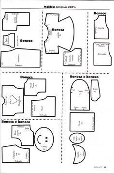 Trianinha: Aprenda a fazer uma Boneca de Pano!