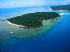 Meet Isabela: Heart-shaped Honeymoon Island in Isabela, Philippines. www.meetmanila.com/isabela/ by indy