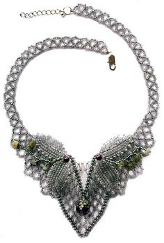 "NECKLACE ""SILVER AGE"""