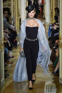 Ulyana Sergeenko Spring-summer 2016 - Couture