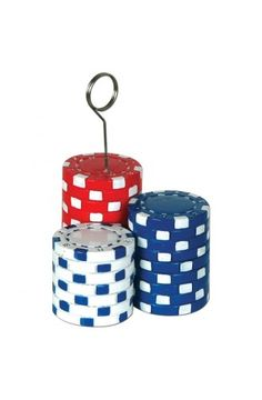 Poker Balloon Weight - Las Vegas Casino Party Decorations