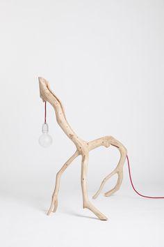 Bicho lamps by Martin Hopita