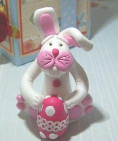 Polymer Clay Rabbit Tutorial