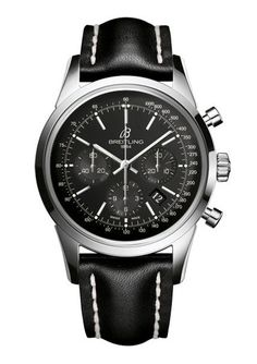 http://mywatchpicks.com/ The Breitling watches Transocean Chronograph reinterprets the pure design of the classic 1950s and 60s