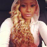 Bleach blonde and beautiful. www.echelonhair.com