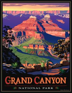 Grand Canyon by Glenn Gustafson