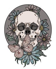 Mom Shares Photo of How the Keto Diet Transformed Her Body After Pregnancy Art Sketches, Art Drawings, Skeleton Art, Skull Wallpaper, Arte Sketchbook, Anatomy Art, Grafik Design, Skull Art, Cute Art