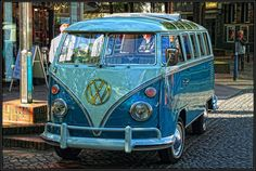 T1 VW Samba bus vintage (Brasil)