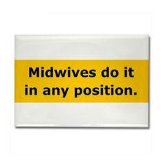 midwife magnet midwifery