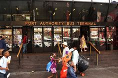 Port Authority Bus Terminal Gate Changes Take Effect Tuesday #TravelTuesday