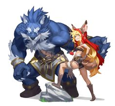 ArtStation - Little Red Riding Hood, youngsi Kim Character Concept, Character Art, Concept Art, Furry Wolf, Furry Art, Psychedelic Drawings, Werewolf Art, Anime Furry, Furry Drawing