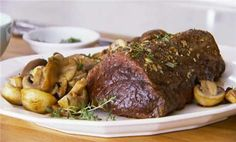 Watch How to Roast Beef Tenderloin in the Better Homes and Gardens Video