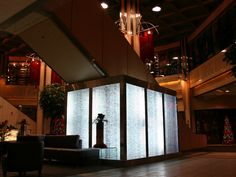 Large Indoor Wall Fountains