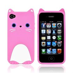 kitty pink iphone case *love*