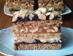 Polish Cake Recipe, Polish Recipes, Muffins, Food Cakes, Tiramisu, Wines, Cake Recipes, Cheesecake, Food And Drink